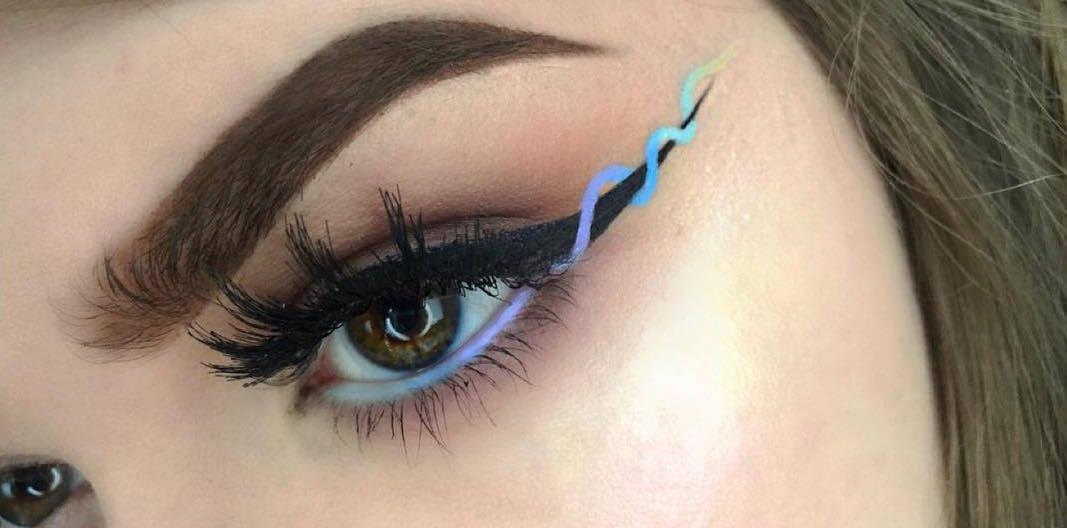 ribbon eyeliner schminktipps