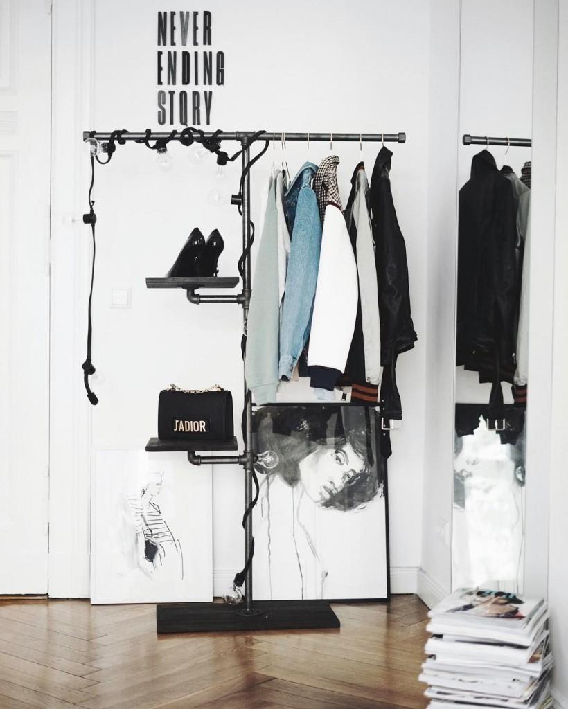 bring ordnung in den schrank dank einkaufst ten trick. Black Bedroom Furniture Sets. Home Design Ideas