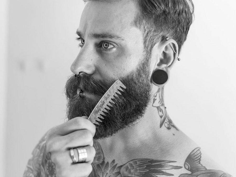 Mit einfachen Tricks zur einer üppigen Bartpracht