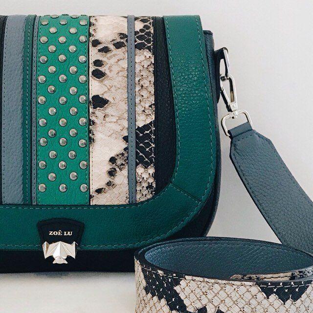 Ein und dieselbe Tasche – jeden Tag ein neuer Look