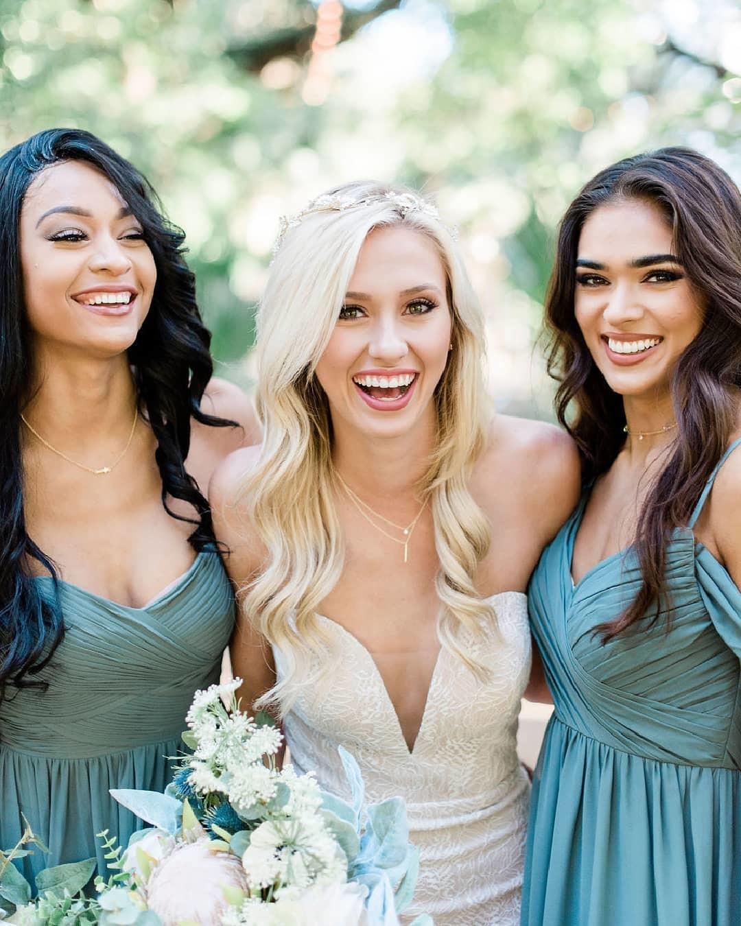 Das richtige Styling für die strahlende Braut