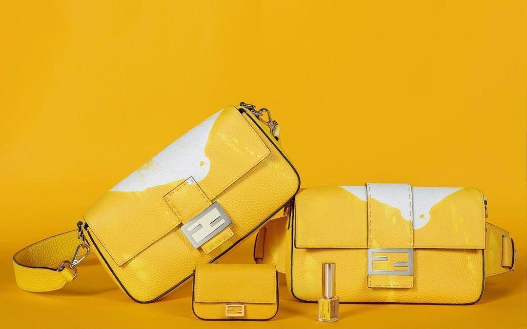 """""""Fendi Frenesia Baguette"""" – eine parfümierte Handtasche"""