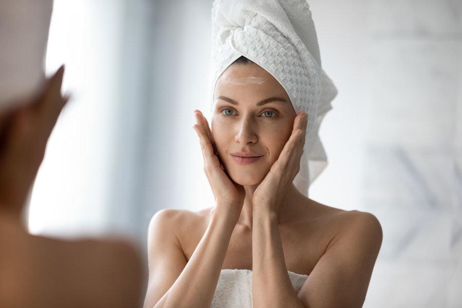 Trockene Haut im Winter – So bleibt die Haut geschmeidig