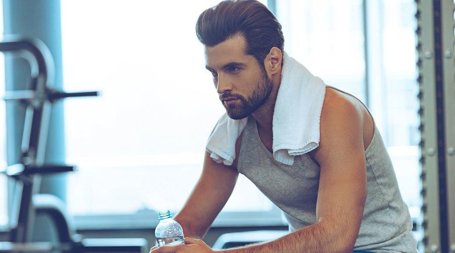 Bartpflege beim Sport: Pflegen oder Abrasieren?