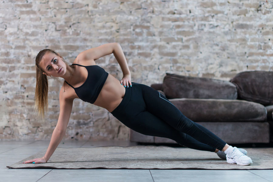 Fit und faltenfrei dank Anti Aging Workout: nie mehr Botox