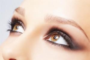 Ombre Augenbrauen