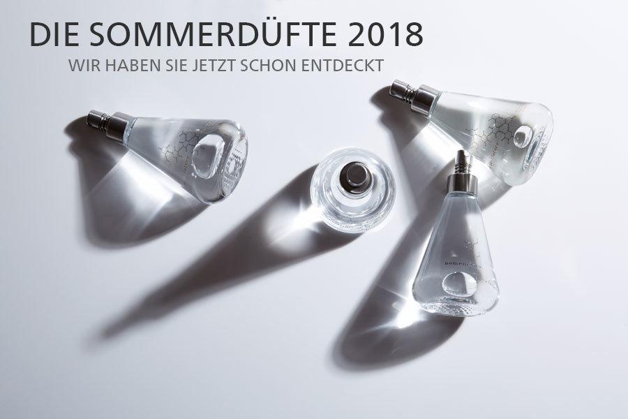 Sommer Parfüms 2018: Die besten Düfte der Saison