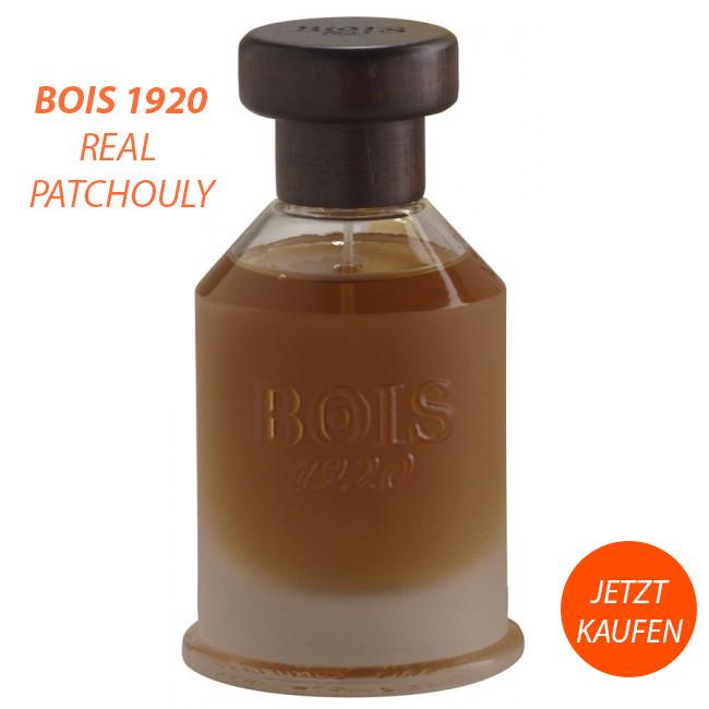 Bois 1920 Real Patchouly Parfum online kaufen bei meinduft in der Online Parfümerie