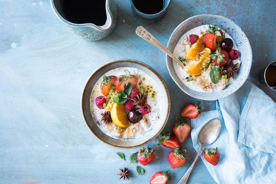 Mit dem Fitness Frühstück gesund in den Tag starten