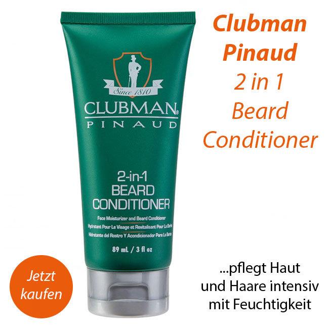 Clubman Pinaud 2 in 1 Beard Conditioner Herrenpflege online kaufen bei meinduft