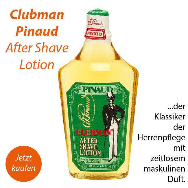 Clubman Pinaud After Shave Lotion Herrenpflege online kaufen bei meinduft