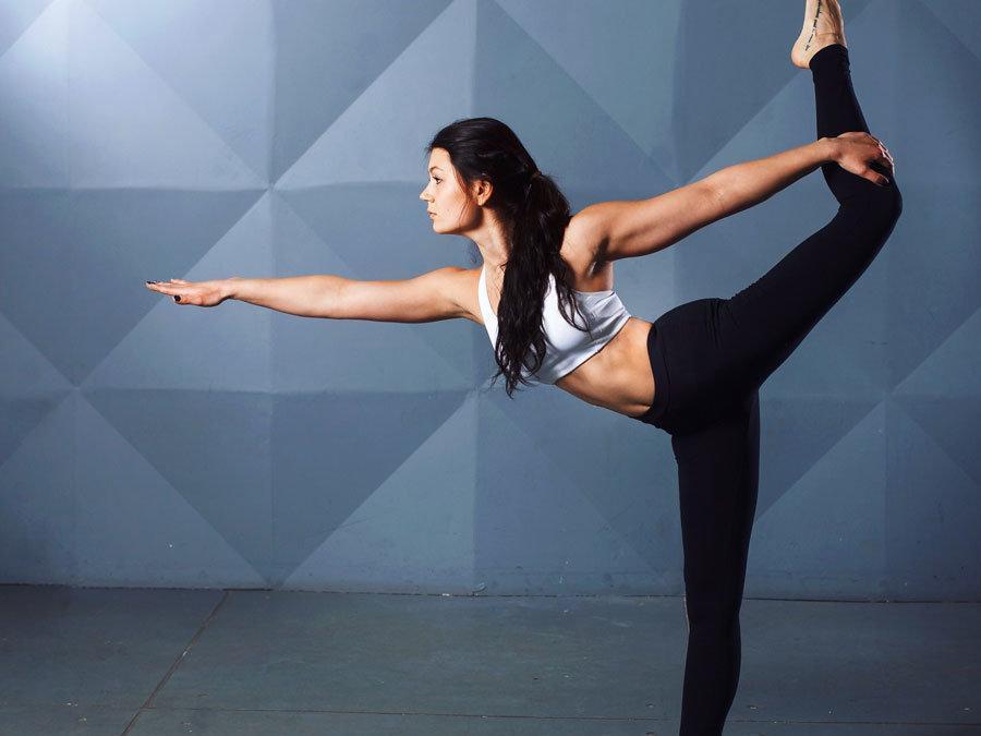 Deine Pilates-Routine für Zuhause