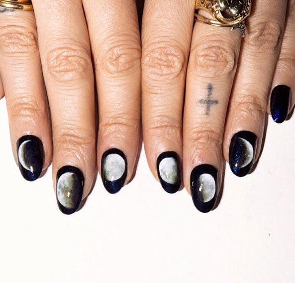 Halloween Makeup 6 Ideen Für Gruselige Nail Art Blogmeinduft
