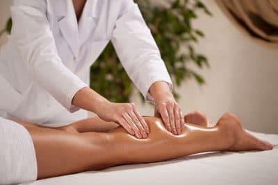 masage-beine