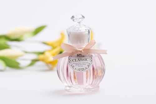 rosa-Parfüm
